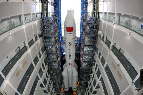 CGWIC LM-3B ready for launch