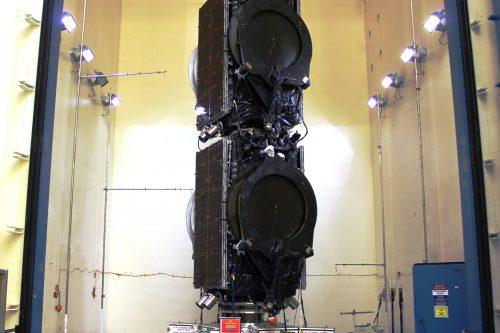 EUTELSAT 117 West B built by Boeing Defense & Space