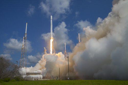 EUTELSAT 117 West B by SpaceX
