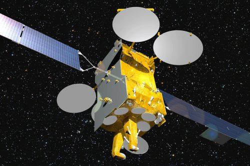 Eutelsat 3B in orbit