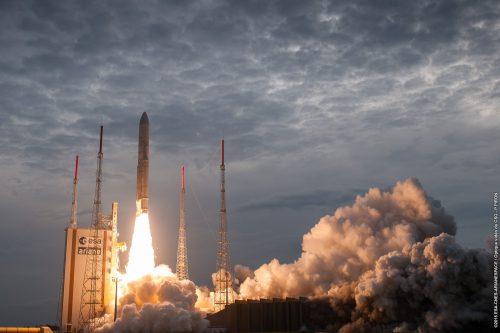 EUTELSAT 8 West B by Arianespace