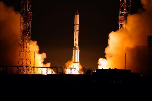 EUTELSAT 9B by ILS Proton launch vehicle