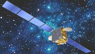 Eurobird-1 in orbit