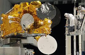 Eutelsat 174A under construction