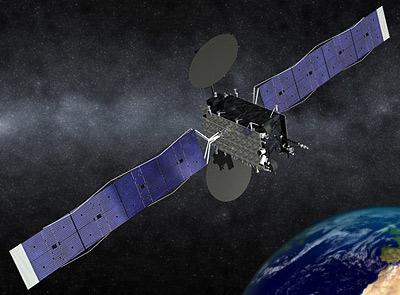Eutelsat 48D in orbit