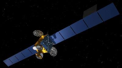 Eutelsat HOTBIRD 13D in orbit