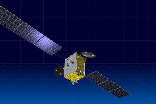 Express AT1 satellite