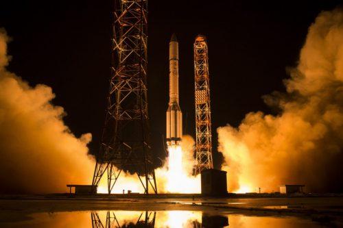 ILS launched KazSat-1 satellite
