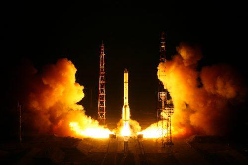 ILS launched KazSat-2 satellite