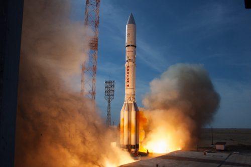 ILS launching Eutelsat W3A