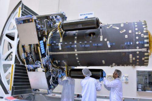 JCSAT-16 built by SSL