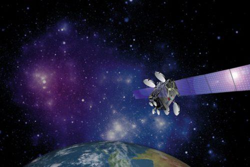 Jabiru-1 satellite in orbit