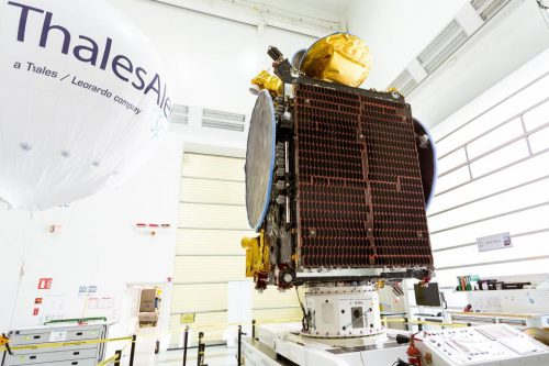 KOREASAT-5a under constrauction