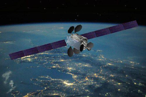 KazSat 2 satellite in orbit