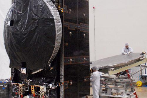 Lockheed Martin built JCSAT-12 satellite