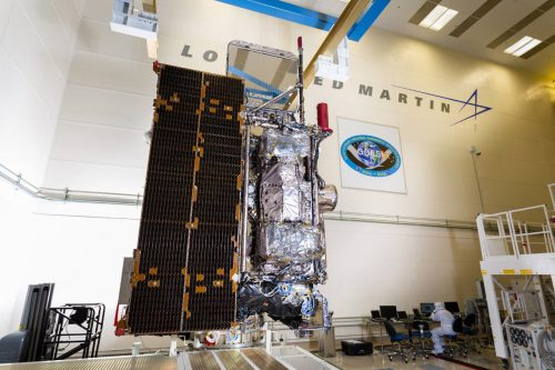 Lockheed Martin built GE-2 based on A2100 platform