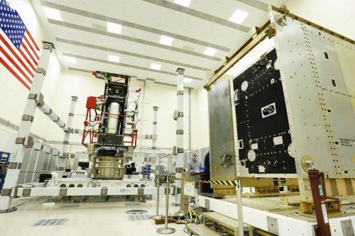 Lockheed Martin constructed Asta 1KR