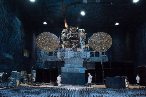 MELCO DS2000 satellite