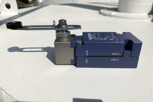 New Limit switch with lever