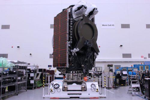 SES-15 satellite prepared for launch