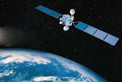 Anik AG1 satellite in orbit