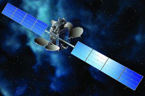SES-6 satellite in orbit