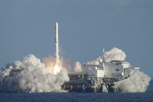Sea Launch is launching Telstar-14/Estrela do Sul with Zenit-3SL