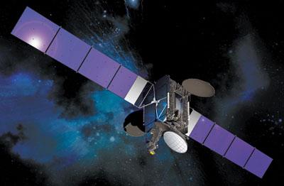 Telstar-13:Galaxy-23 (Echostar-IX) in orbit