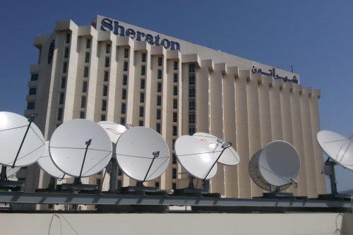 ASC Signal 3.7m Antenna
