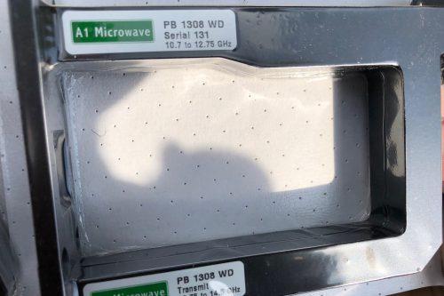 A1 Microwave PB1308WD diplexer