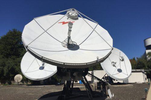 Andrew 7.3m C-band Antenna