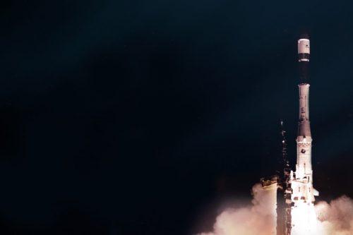 Ariane 44L launching Intelsat-904