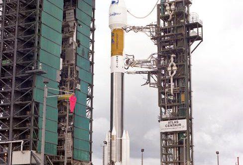 Atlas-IIA ready for launch