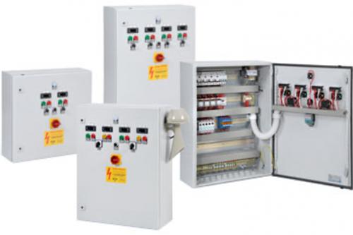 Caloplex De-icing Control System