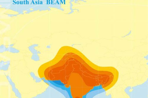 ChinaSat-11 South-East Asia beam
