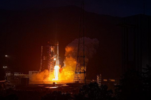 ChinaSat-11 launched by CGWIC
