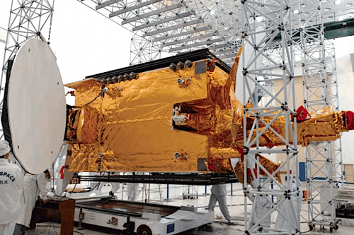 ChinaSat-6A constructed byCAST