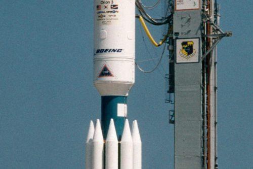 Delta III rocket