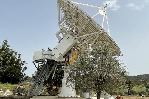 GDSatcom 9.2m Ka-band Gateway Antenna