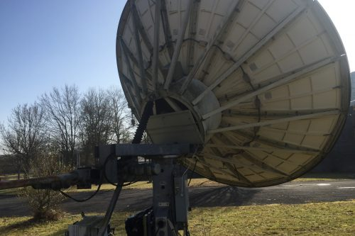Andrew 4.6m Earth Station Antenna