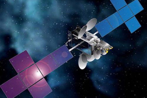 IS-31 satellite in orbit