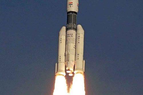 ISRO GSLV satellite launch