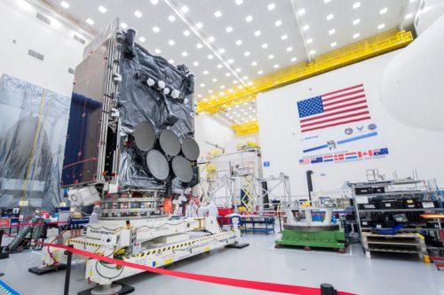 Intelsat-901 satellite built by SSL