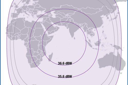 Intelsat IS-17 C-band Global beam