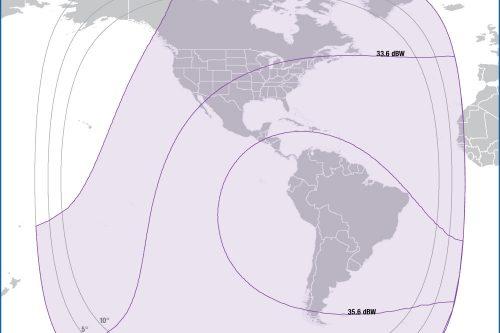 Intelsat IS-30 C-band Global beam