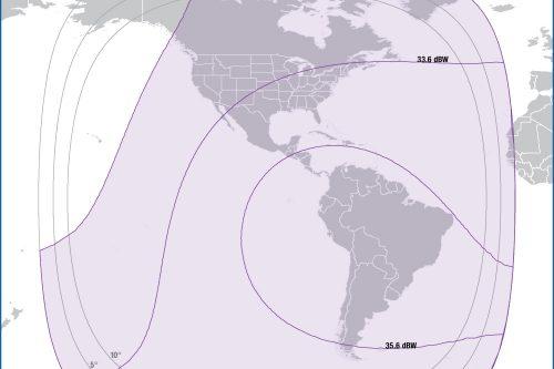Intelsat IS31 C-band Global beam