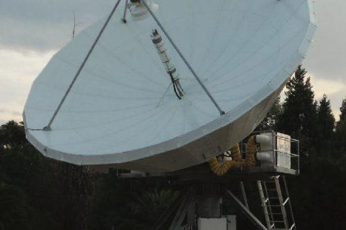 Kratos (ASC Signal) 9.4m THC Ka-band Earth Station Antenna