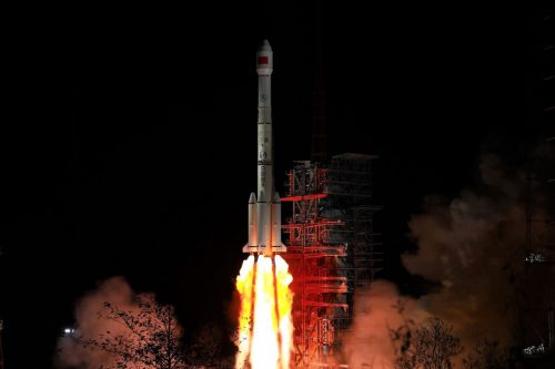 Long March 3B rocket launch2