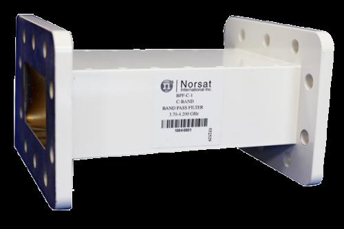 Norsat Band Pass Filer C-band BPF-C