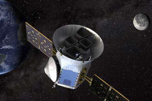 INSAT-4B satellite in orbit